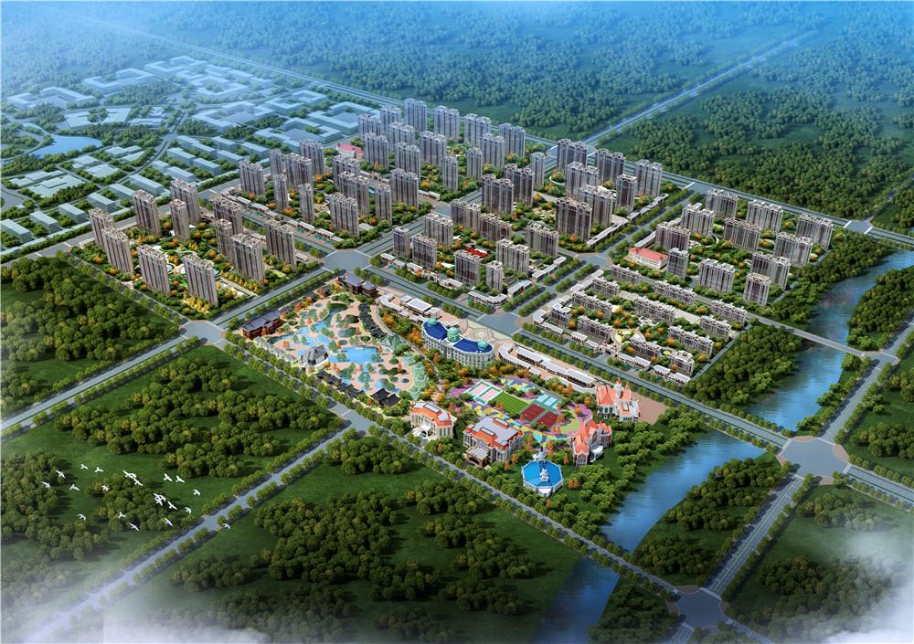 吉林恒大国际温泉城