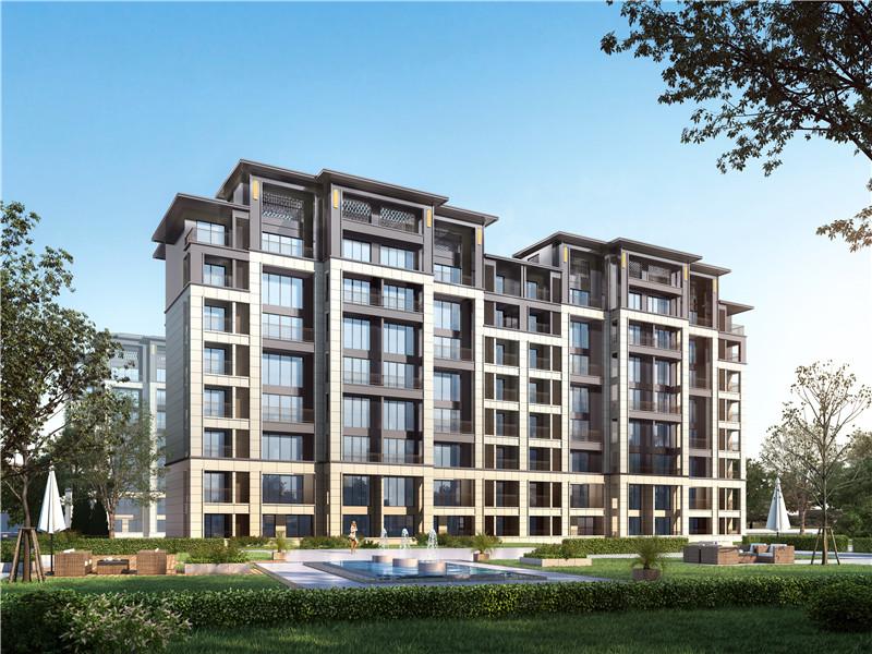 建业大城小院均价为:6800元/平方米