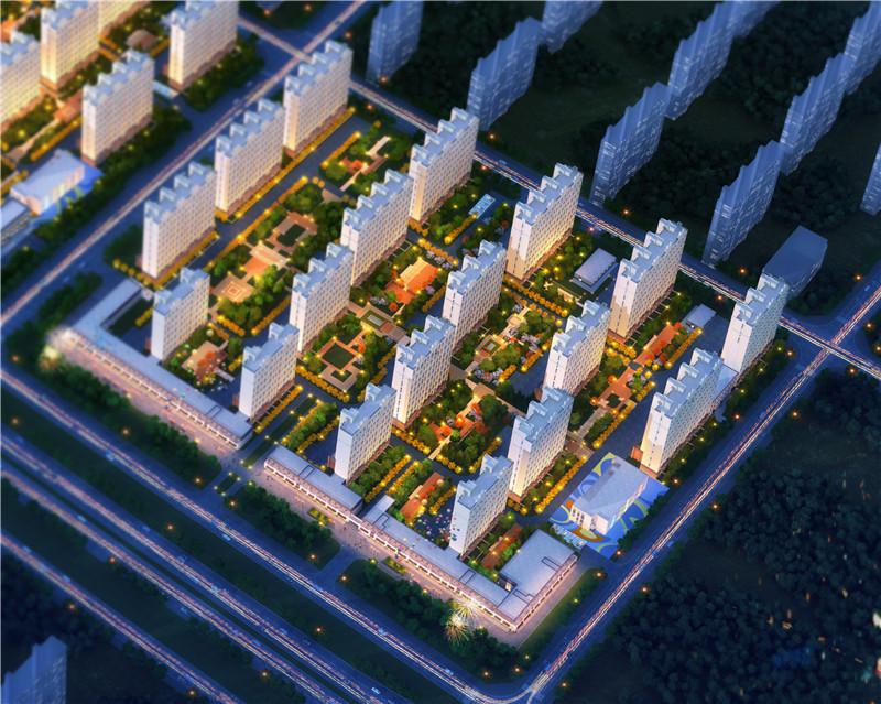 万龙青东银河城均价6800-6900元/㎡