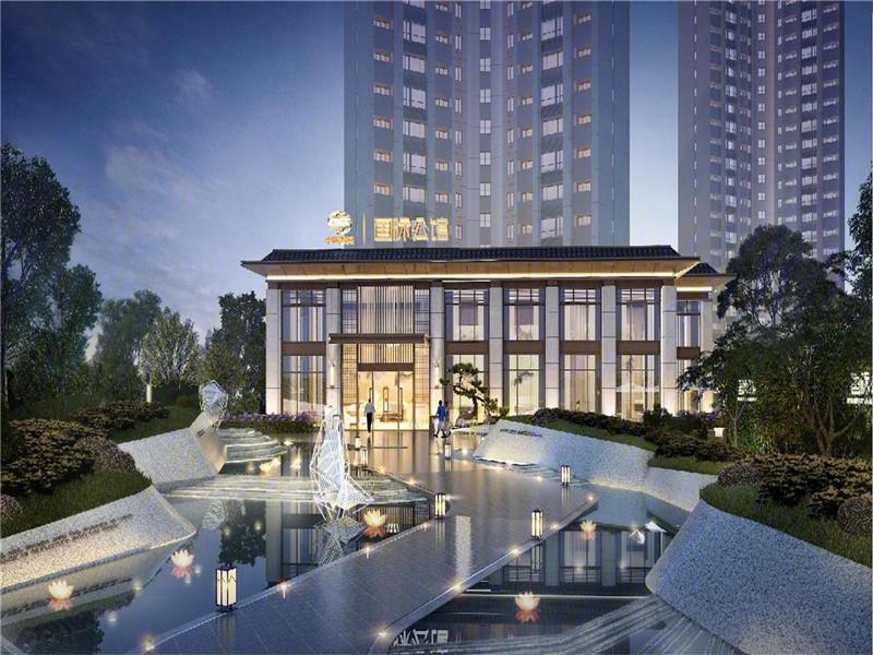 中国铁建国际公馆